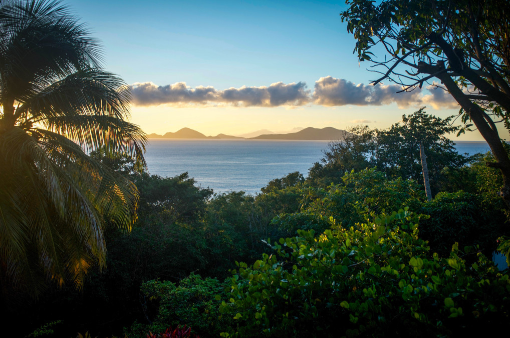 Ecovacances paradisiaques sur l'île papillon